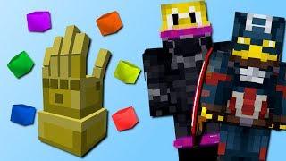 Wir werden zu Superhelden! (Thanos Handschuh, Black Panther, Superman) (Superhero Expansion Mod)