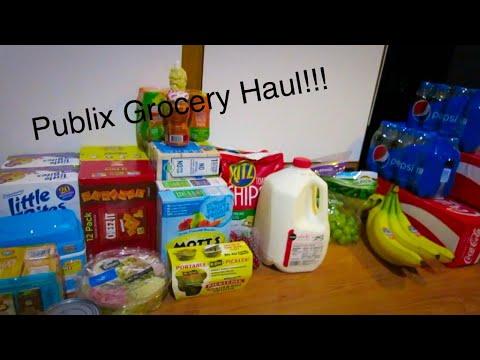 Publix Grocery Haul!