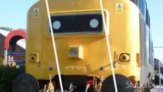British Rail Class 37 275