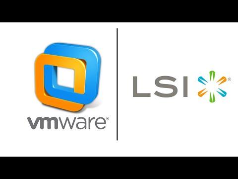 Настройка VMware ESXi для связи с MegaRAID Storage Manager