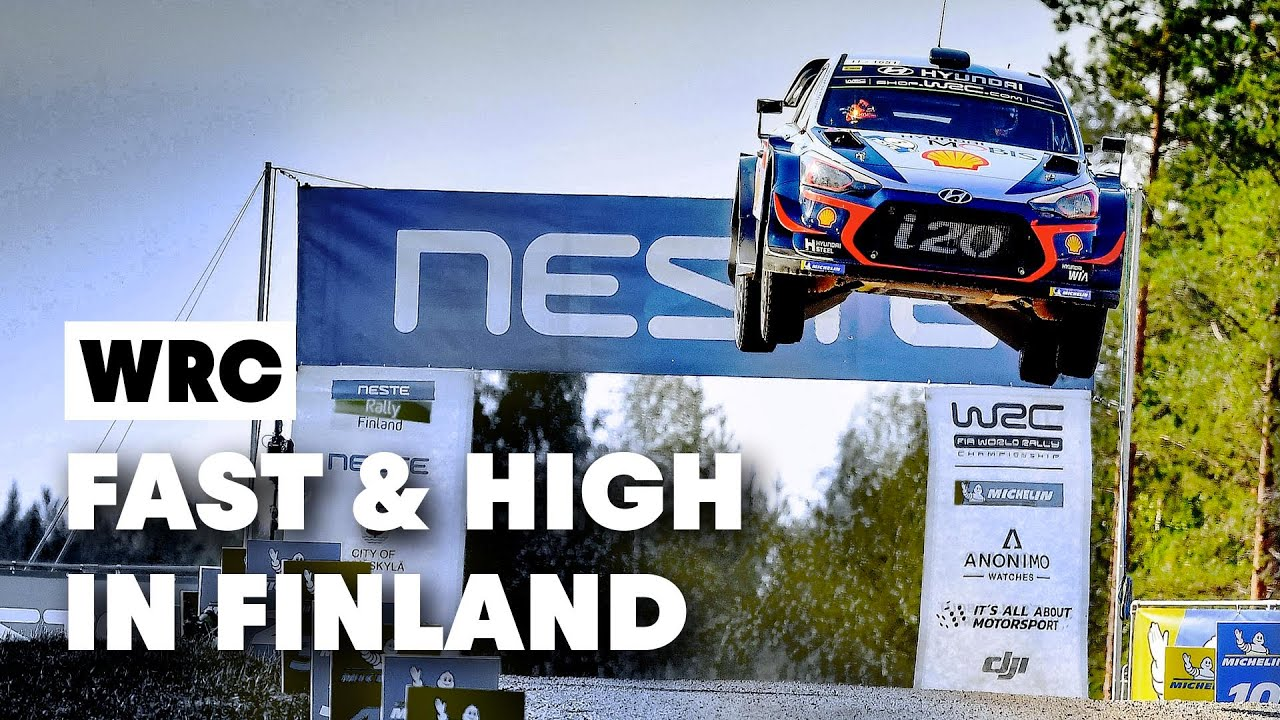 Is Rally Finland The Fastest Rally In The World Championship? | WRC 2019