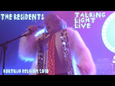 THE RESIDENTS' Talking Light @ Kortrijk Belgium (full show)