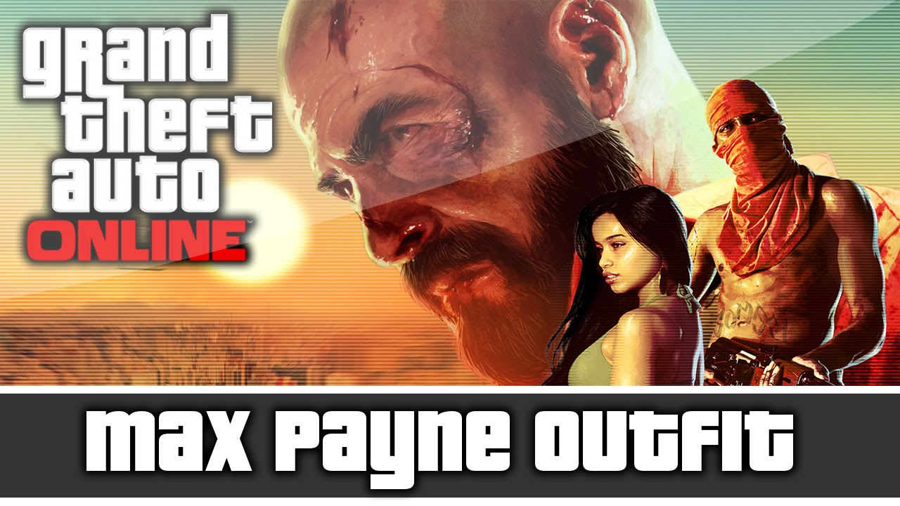 max payne 3 outfit gta 5