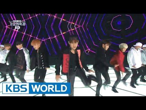 BTS - Hypest Hype [2015 KBS Song Festival / 2016.01.23]