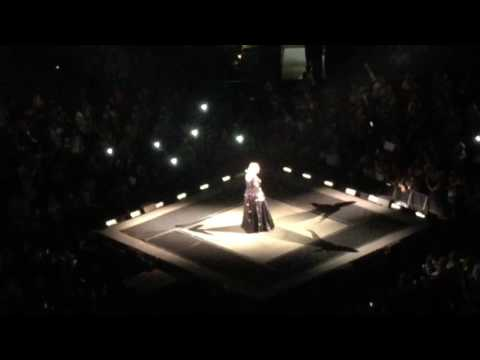 "Adele - ""Hello"" Philips Arena Atlanta 10/29/2016"