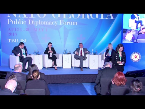 NATO-Georgia Public Diplomacy Forum 2018
