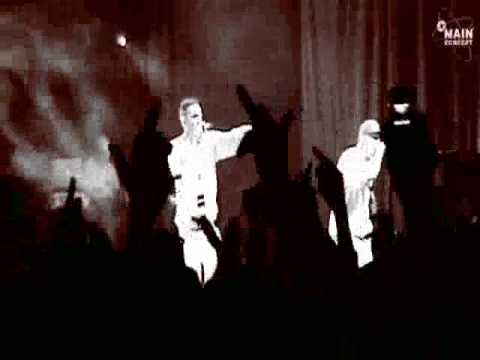 Ghetto-rap hin Ghetto-rap her Bushido & Saad live