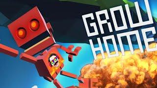 Grow Home [N7] لنزرع عالمنا!