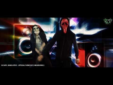 Hardbass Nation - Dj Kapo , Bindi & Peyo  - Official Theme 2k17 (video clip)  Happy Halloween