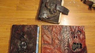 evil dead book the necronomicon dubble feture tutorial