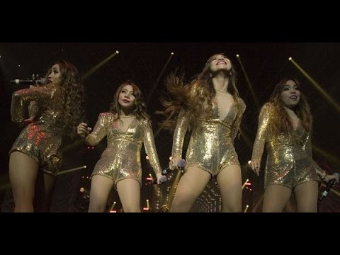 4th Impact Sing Aint No Other Man @3ARENA,DUBLIN X Factor 2016 💘
