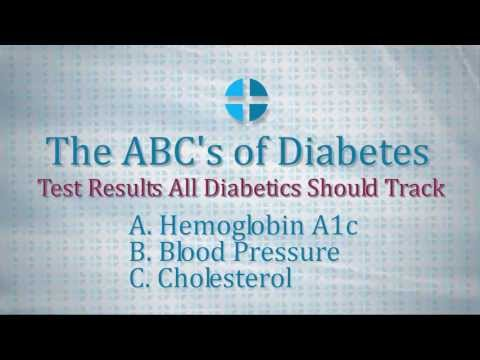 The ABC's of Diabetes - DiabeticCare.com