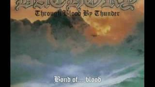 Watch Bathory Through Blood By Thunder video