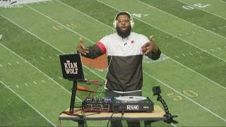 Hype man: Meet the DJ behind the Cleveland Browns music