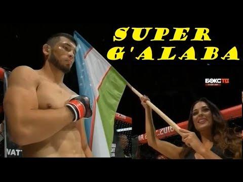 Супер Ғалаба Махмуд Мурадов Чемпион Мира XFN