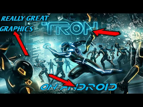How to download tron evolution game on android [ 100% working ]