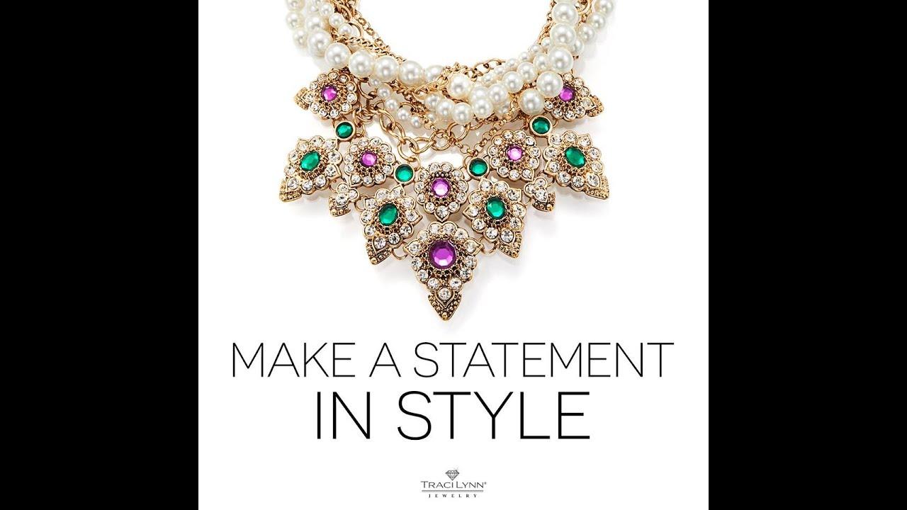 Accessory haul traci lynn jewelry youtube