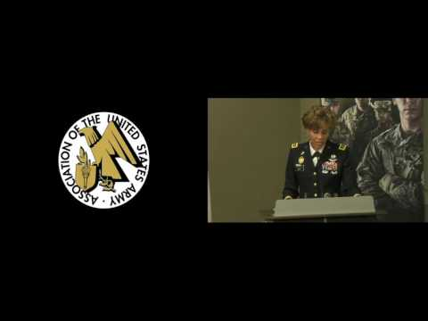 AUSA Medical Hot Topic 2016 - LTG Nadja Y  West - Opening Remarks