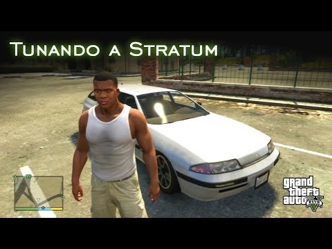 Tunando a Stratum   GTA V [PT-BR]