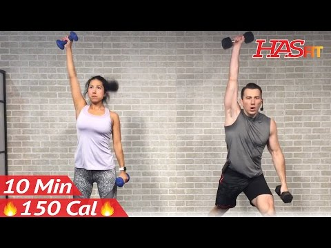 The Commitment of HIIT For Weight Training