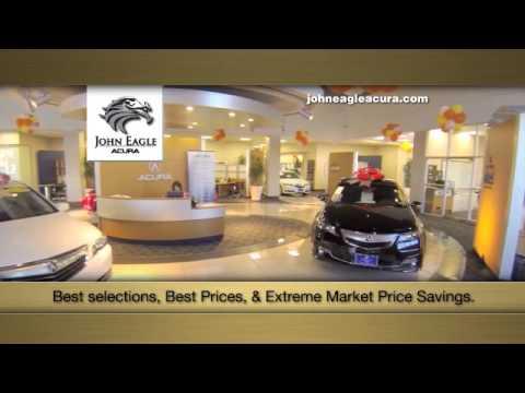 John Eagle Acura - Concierge Service to Austin