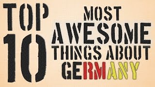 Life in Germany - Ep. 36: TOP 10 Most Awesome Things about Germany