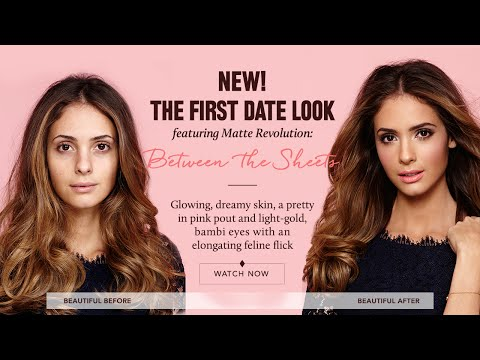 How To Get The Perfect First Date Look : Makeup Tips | Charlotte Tilbury