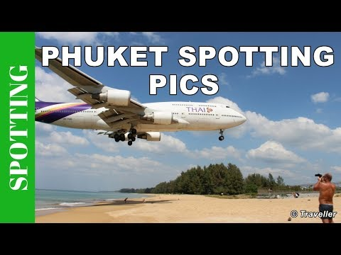 Phuket Airport Spotting, Mai Khao Beach – Phuket´s answer to Princess Juliana Airport  Saint Maarten
