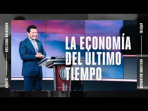 La Economía del Último Tiempo (El Reinicio Final) - Guillermo Maldonado | 3 de mayo, 2020