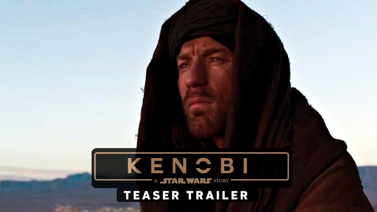KENOBI: A Star Wars Story - Teaser Trailer Ewan McGregor (Fan Made)