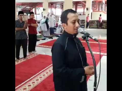 Video Adzan Ust  Yusuf Mansyur