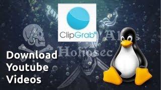Ubuntu Programm Tipp - clipgrab (download Youtube Videos oder mp3)