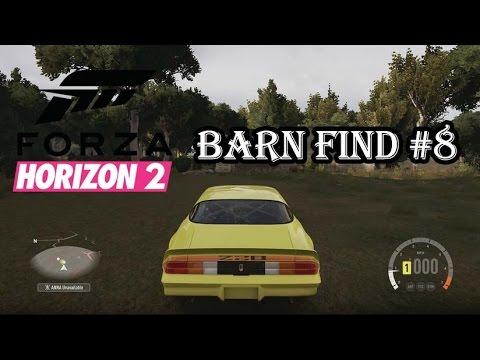 Forza Horizon 2 Barn Find 8 Nice Youtube