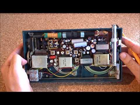 standard sr-h505 transistor radio