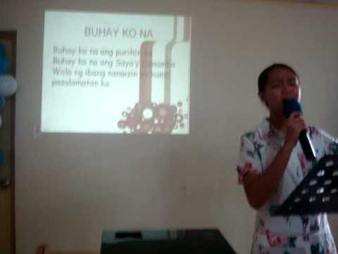 Song leading led by Sis. Angelica Guillermo (YEOTA...