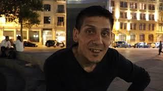 Stefan, 27, raucht Crack und nimmt Kokain im Frankfurter Bahnhofsviertel