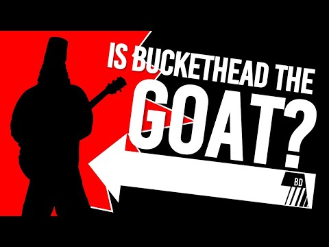 Why Buckethead Is The Greatest Of All Time