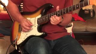 1965 Fender Stratocaster Part2