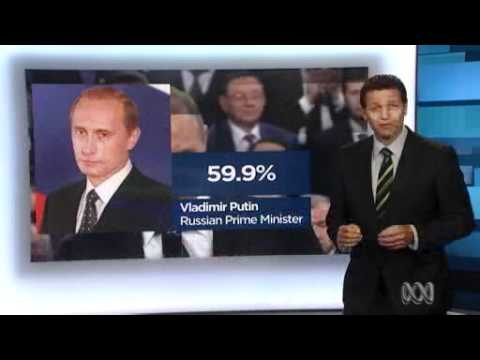 Russian 2012 election explained