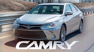 Toyota Camry 55 из США - Обзор и Тест-Драйв / Цена Тойота Камри - FACTUM / АВТО из США