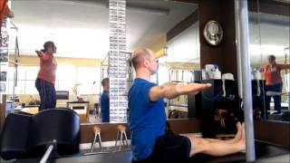 Pilates Mat With Siri Dharma Galliano And Brett Miller
