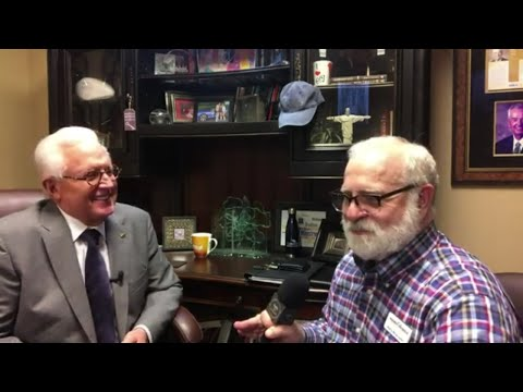 MUST Ministries Interview With Dr. Ike Reighard And Kelly Newsome [470-655-1798]
