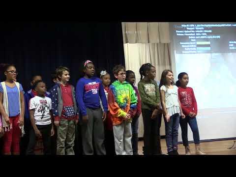2017 Veterans Day at Clover Street School