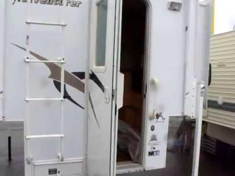 2010 Adventurer 80gs Truck Camper For Sale Youtube