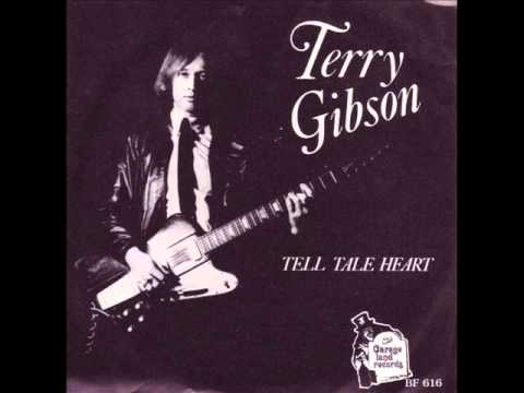 terry gibson, tell tale heart