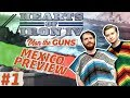 Hearts of Iron 4 | Man the Guns | Mexico Focus Tree | Part 1