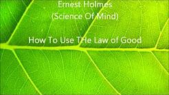 Best Of Ernest Holmes