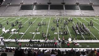 North Garland High School 5a Marching Band Uil October
