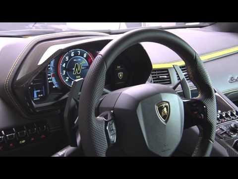 New Lamborghini Huracan Interior Design Automototv