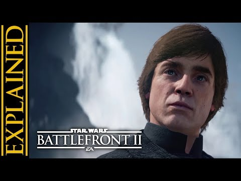 What Star Wars Battlefront II Adds to Star Wars Lore